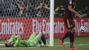 Akinfeev, on the other hand, lamented his mistake with obvious anguish