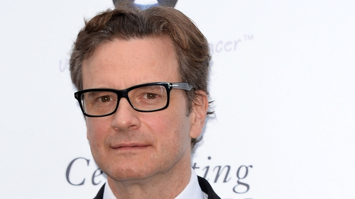 """Firth - """"I'm pestering them all with suggestions for finding a voice worthy of him"""""""
