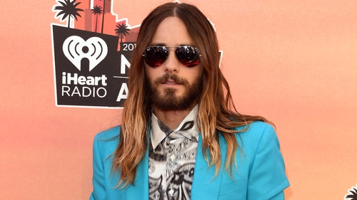 Jared Leto named 'sexiest vegetarians'