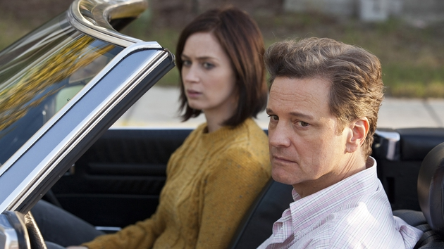 Blunt and Firth's performances are brilliant in Arthur and Mike
