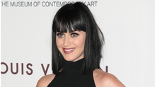 To vote or not to vote? Katy Perry answers that question sans vêtements. The singer has teamed up with Funny or Die to get young Americans voting through some unusual tactics...
