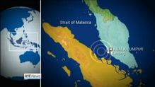 Over 40 suspected migrants missing after boat sinks off Malaysia