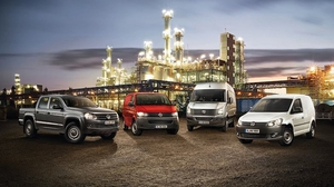 Available on the award-winning Volkswagen Caddy, Transporter, Crafter and Amarok models