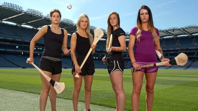 Pictured at the launch: (L-R) Mags Darcy, Wexford; Lorraine Ryan, Galway; Eimear Considine, Clare and Ashling Thompson, Cork