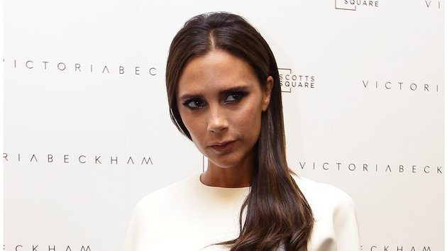 Victoria Beckham talks business