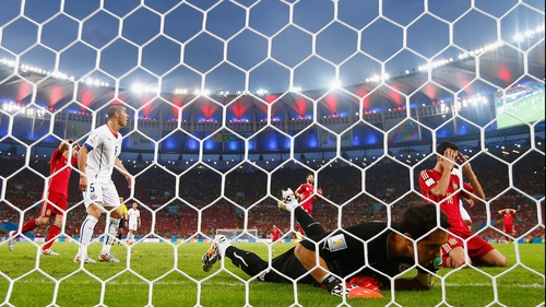 Day 7 of the World Cup saw Australia fall to The Netherlands, Chile eliminate World Champions Spain and Cameroon take on Croatia.