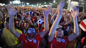 Chile, on the other hand, has much to celebrate, as they retain a tie for the Group B lead with The Netherlands. The two sides will meet on 23 June to decide who will likely have to face Brazil in the knock-out stages