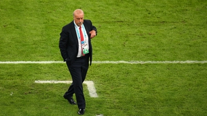 Vicente del Bosque has been at the helm of Spain's national side since 2008