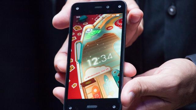 Amazon.com's new 'Fire' smartphone