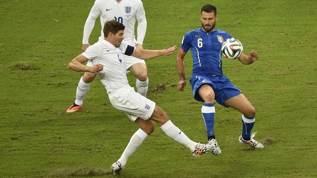 Steven Gerrard's international career has been brought to a close