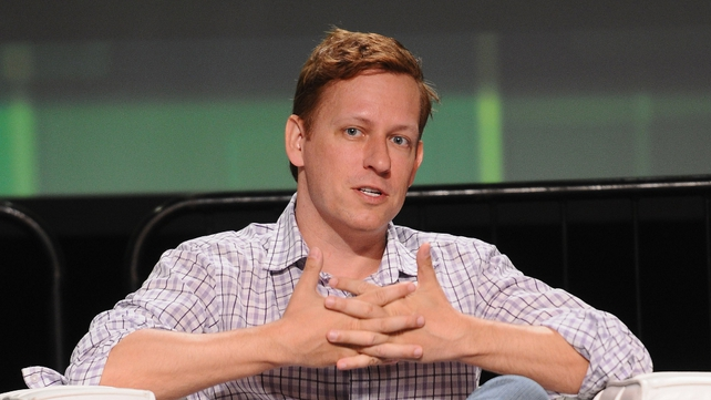 Peter Thiel co-founded PayPal and was an early stage investor in Facebook
