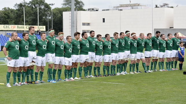Luke McGrath and Michael Kearney sustained the injuries in Emerging Ireland's game against Uruguay