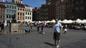 An early summer city break in the Polish capital