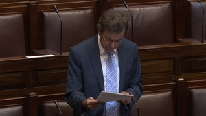 Alan Shatter said the GSOC commissioners were 'imprecise' in their account to an Oireachtas committee