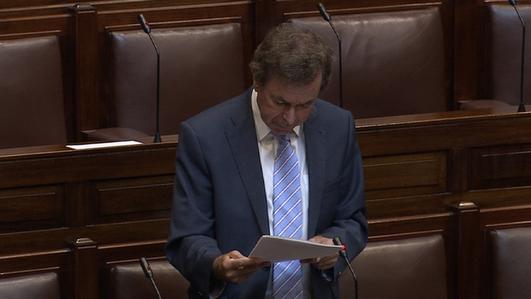 John Downing, Comhfhreagróir Polaitíochta , The Irish Independent.