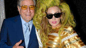 Bennett and Lady Gaga: working on jazz album