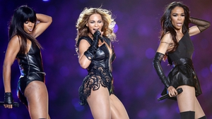 Destiny's Child briefly reunited