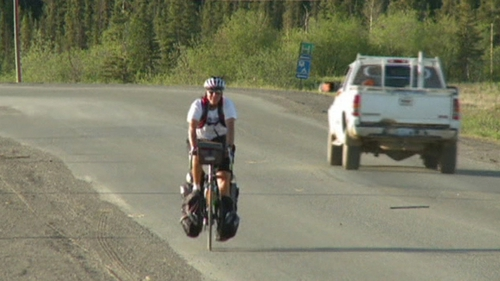Henry Lacroix is taking on a 20,000km cycle for Alzheimer's research