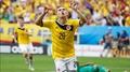 Goal: Colombia 2-0 Ivory Coast