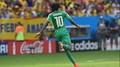 Goal: Colombia 2-1 Ivory Coast