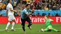 Goal: Uruguay 1-0 England