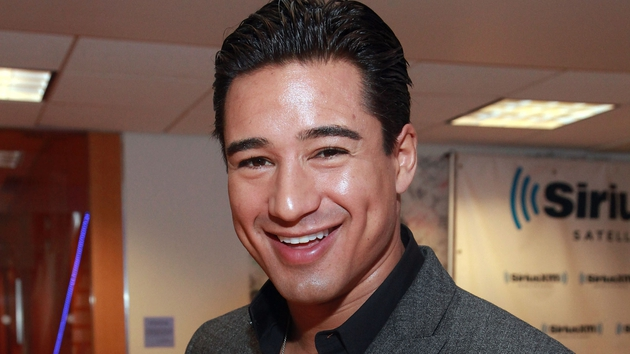 Mario Lopez - Was original Saved by the Bell cast member