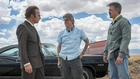 Bob Odenkirk on the set of Better Call Saul