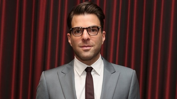 Swoon! Zachary Quinto for Girls