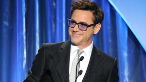 Robert Downey Jr: 'Doesn't Scarlett deserve a break?'