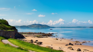 Inishowen, Co Donegal, glistens under blue skies (Pic: Adam Rory Porter)
