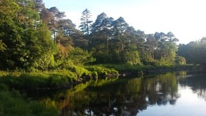Sunshine over the waters at Connemara (Pic: Paul Hehir)
