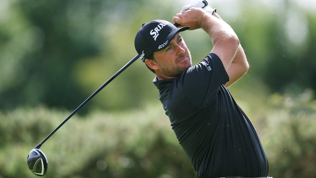 Graeme McDowell was in sparkling form