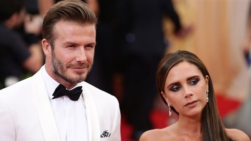 David and Victoria Beckham have been married for 15 years