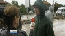 Floods leave at least 12 dead in Bulgaria