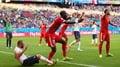 Goal: France 5-1 Switzerland