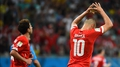 Goal: France 5-2 Switzerland