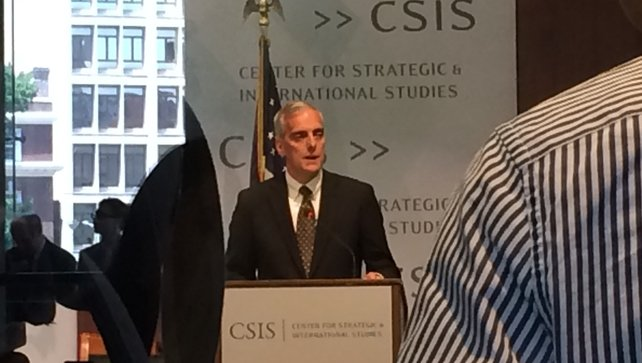 Denis McDonough, White House Chief of Staff said Ireland is a fundamental national priority for US