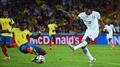 Goal: Honduras 1-0 Ecuador