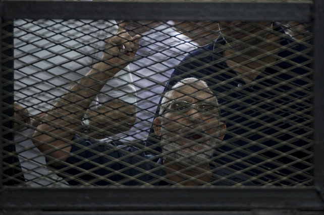 Mohamed Badie and 182 others have been sentenced to death as part of a crackdown on the Muslim Brotherhood