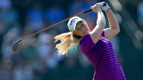 Stephanie Meadow is making her professional debut at Pinehurst