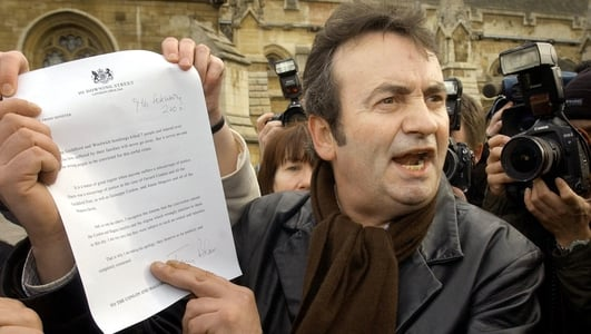 The death of Gerry Conlon