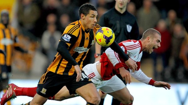 Jake Livermore spent last season on loan at Hull from Tottenham