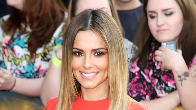 Cheryl Cole meets fans at the London X Factor auditions
