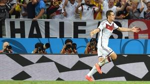 Miroslav Klose is the joint highest World Cup goalscorer