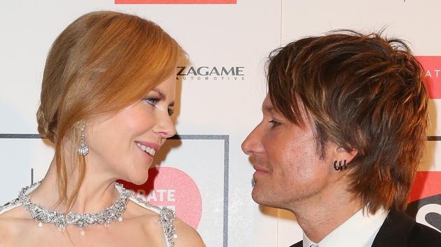 Nicole Kidman and Keith Urban married in 2006