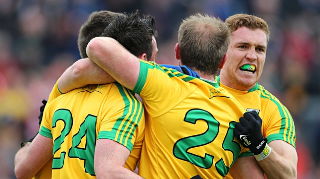 Donegal are bidding for a third Ulster title in four years