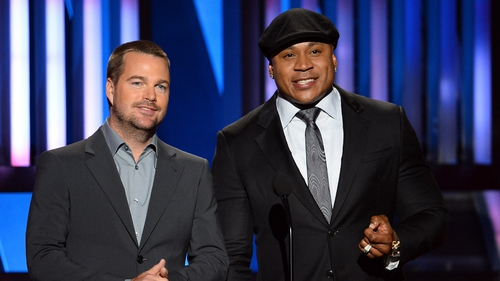 Chris O'Donnell and LL Cool J star in NCIS: Los Aneles