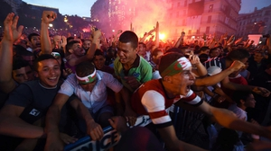 But, the score stood and Algeria was able to celebrate their first win at a World Cup since 1982. Party time had begun in the Algerian capital of Algiers