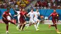 Goal: USA 0-1 Portugal