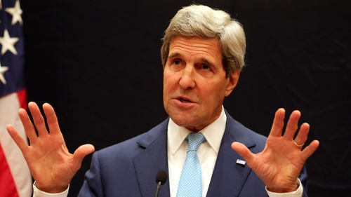 John Kerry was in Brussels to re-engage with the EU on the climate crisis